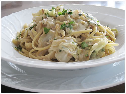 Linguine piccole al pesto d'alice.jpg