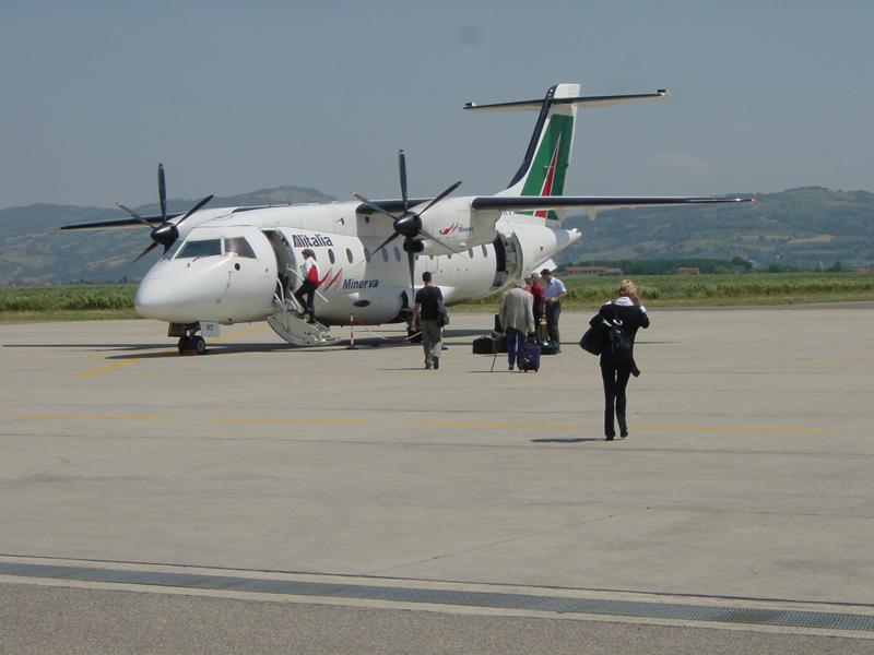 ペルージャ空港